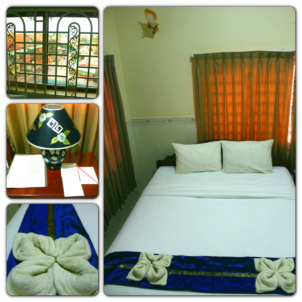 So Chhin Guesthouse, Siem Reap, Cambodia